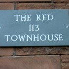 The Red Townhouse